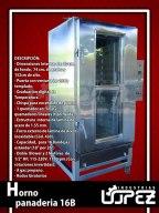 Hornos Industriales equipos para panaderia en Managua (2)