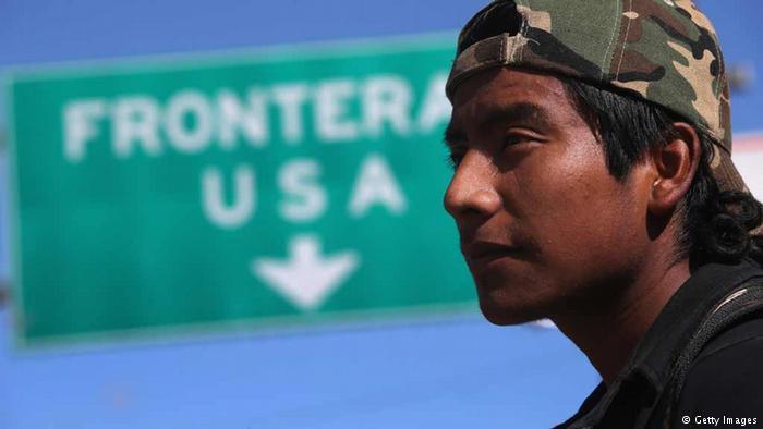 México se opone a petición de EU de refugiar a migrantes