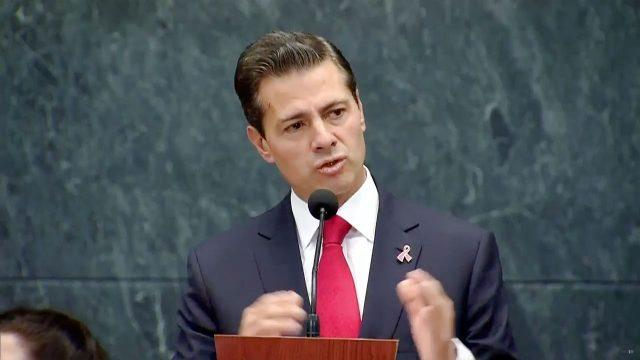 NAIM en Texcoco seguirá hasta el último día de mi mandato: EPN