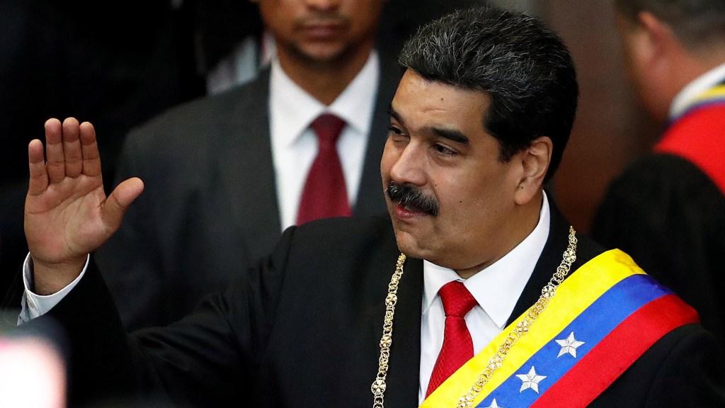 Jamás renunciaré: Nicolás Maduro
