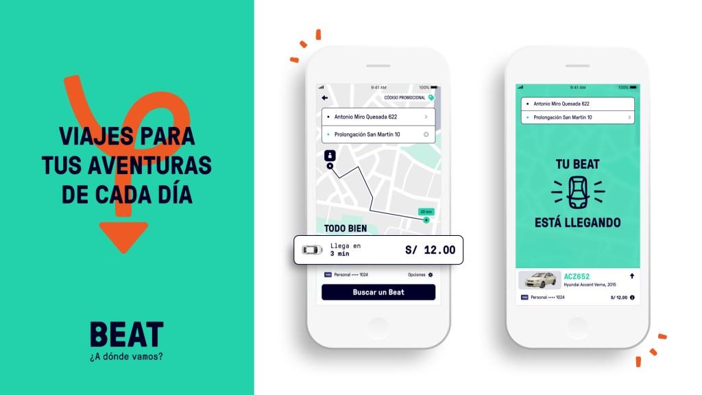 Uber, Cabify y Didi tienen competencia: Beat inicia operaciones en CDMX