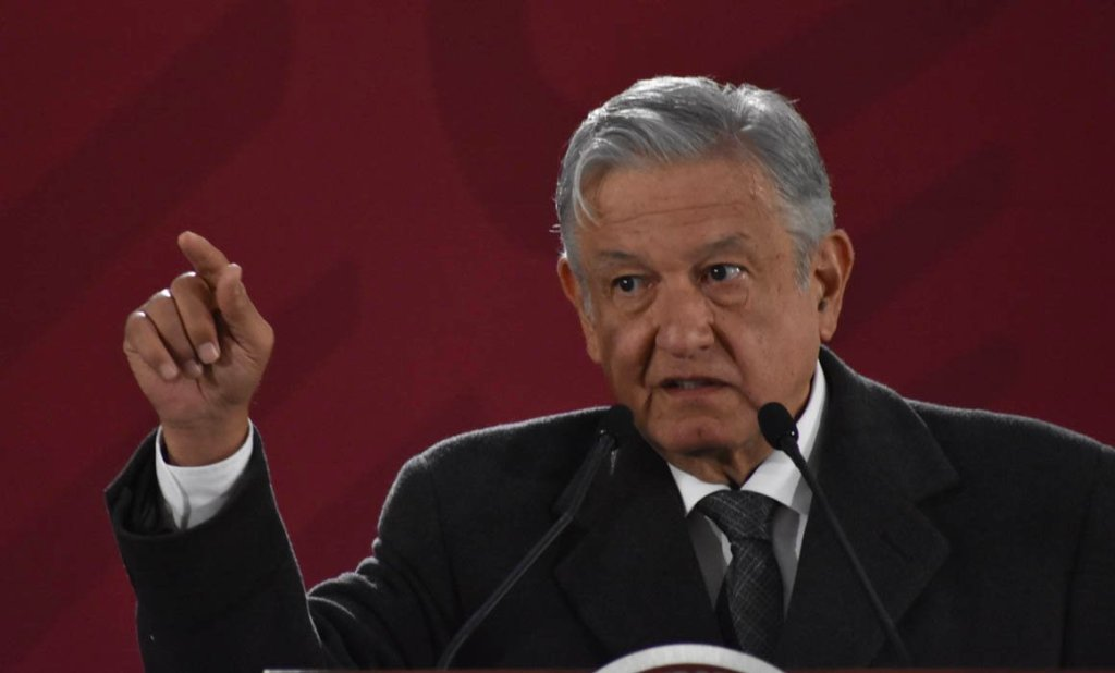 AMLO pide al Congreso aprobar la reforma laboral acordada en el T-MEC