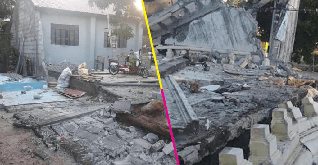 Se eleva a 16 la cifra de muertos por sismo en Filipinas