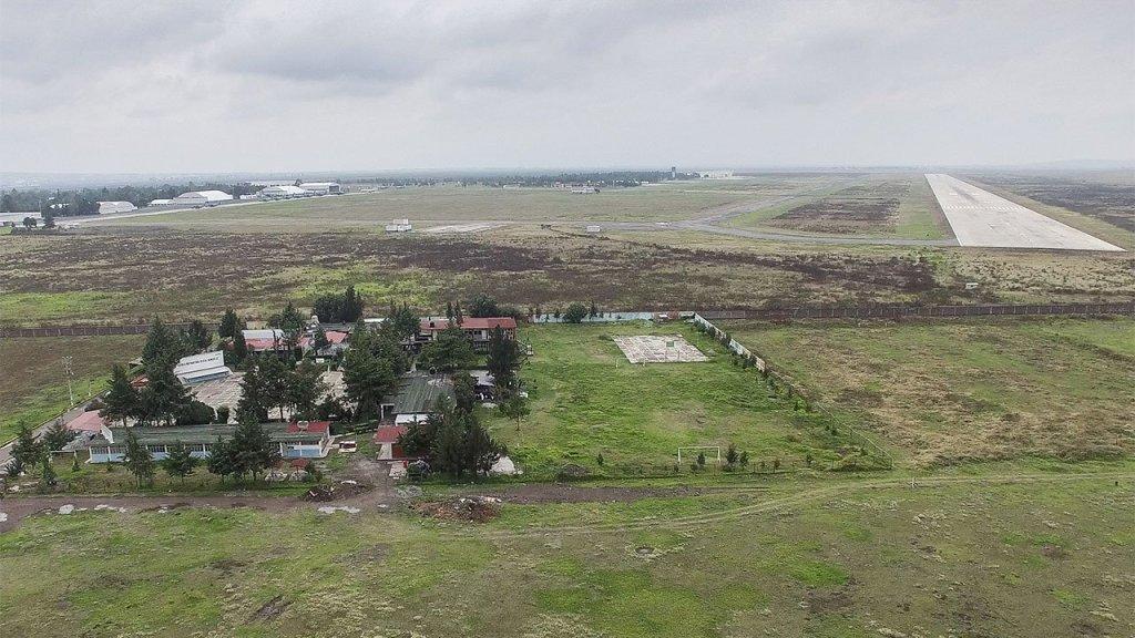 Aumentan costos para la construcción del aeropuerto de Santa Lucía
