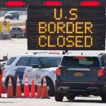 México pide a EU mantener cierre parcial de la frontera para evitar propagación del coronavirus