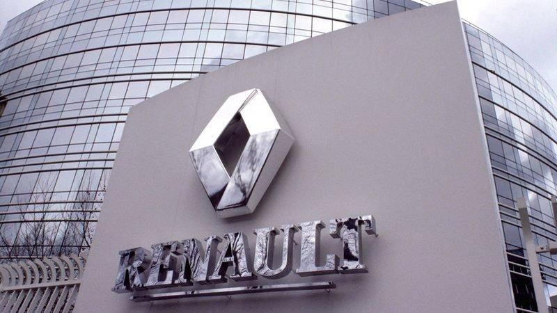 Renault registró pérdida histórica de 8,000 millones de euros en 2020