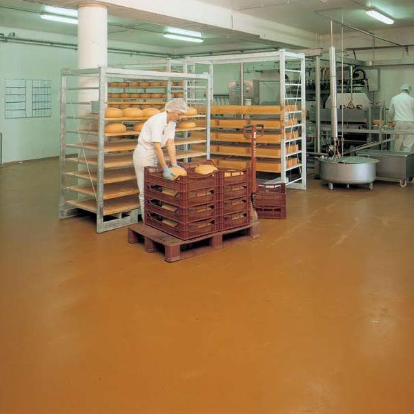 Vloer Voedingsindustrie