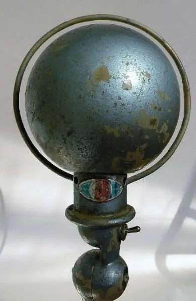 Jieldé Loft 1,5 arm vintage patina