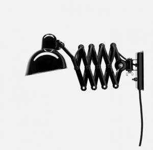 KAISER idell wandlamp zwart