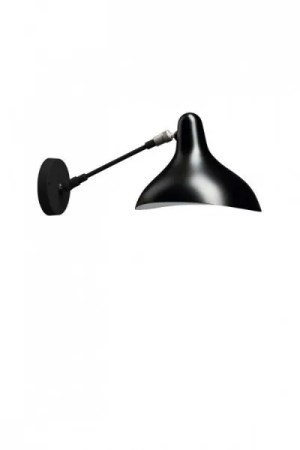 Mantis BS5 wand lamp zwart zwart