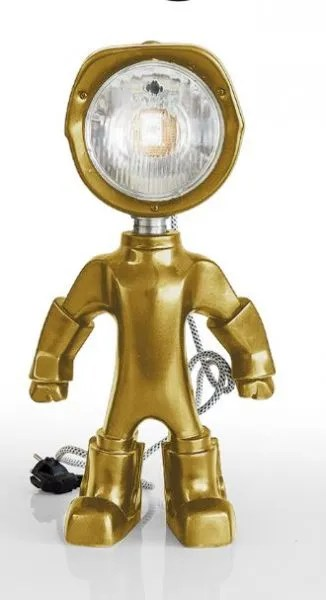 Original the lampster goud