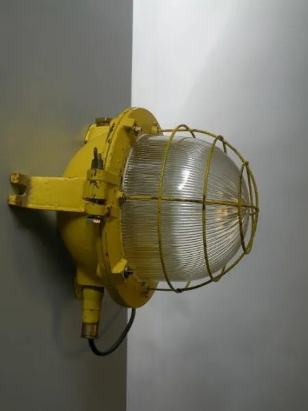 bunkerlamp geel 3
