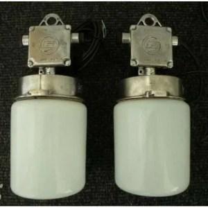 opaline stolp hanglamp twee