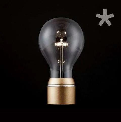 Flyte single bulb goud