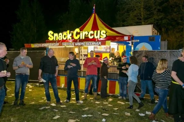 BINK project Snackcircus