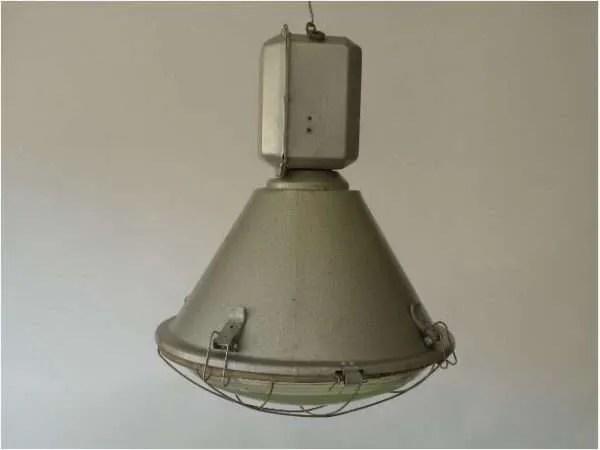 stalen hanglamp XL 2