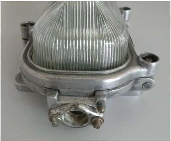Aluminium bunkerlamp 4