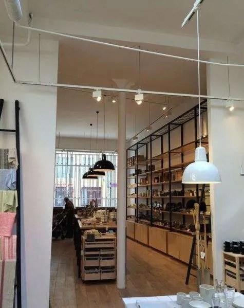 Ebolicht Koln plafond project