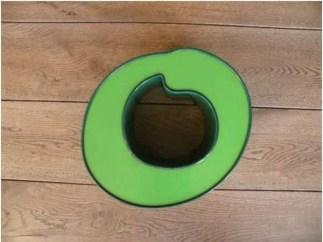 letterlamp groen 0 1