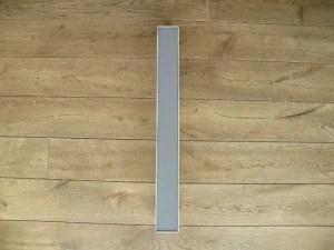 letterlamp wit met grijs i of l 1