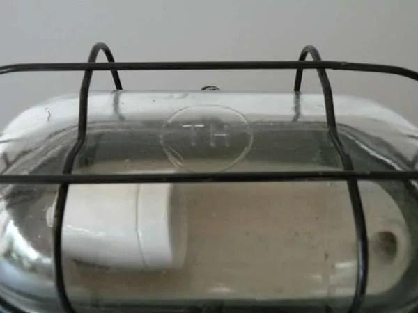 Bunkerlamp 1c