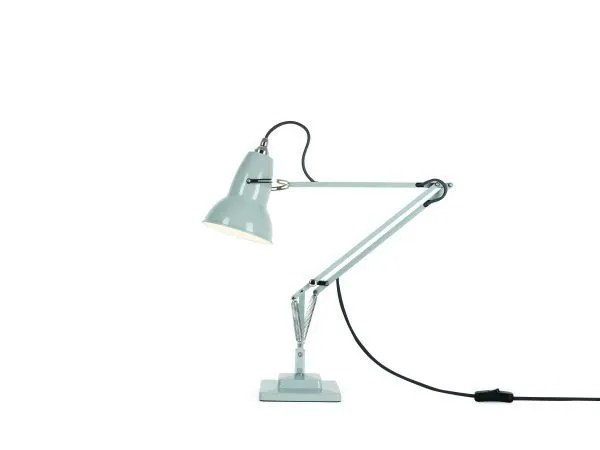 Original 1227 bureaulamp Dove Grey 1