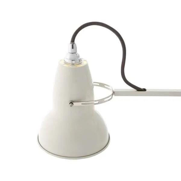 Original 1227 bureaulamp Linen White 5