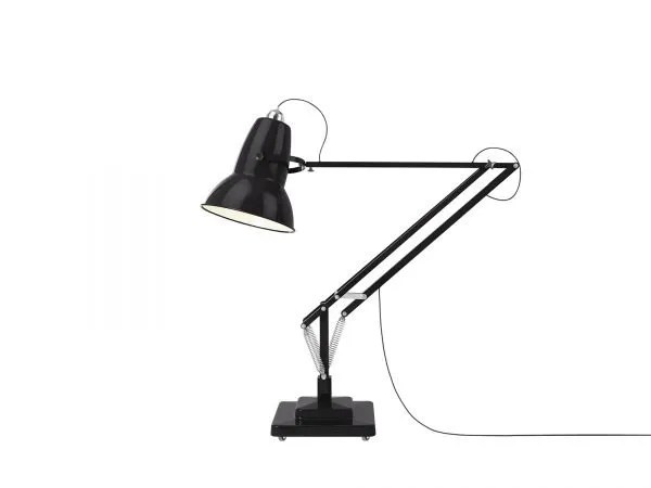 Original 1227 Giant Floor Lamp Jet Black 1 (Gloss)