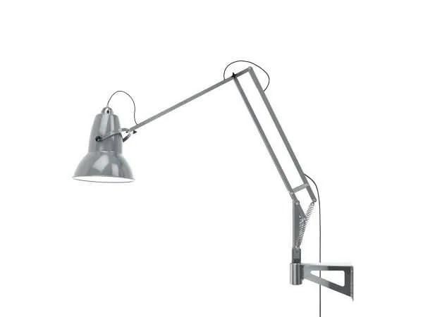 Original 1227 Giant Wall Mounted Lamp Dove Grey 4