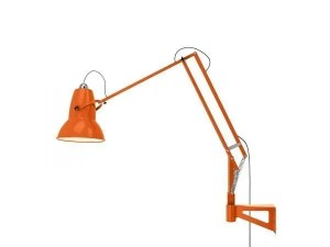 Original 1227 Giant Wall Mounted Lamp Fresh Orange 4