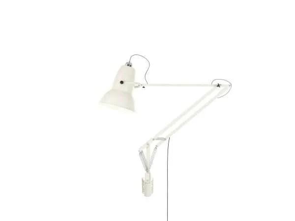 Original 1227 Giant Wall Mounted Lamp Linen White 1 (Matte)