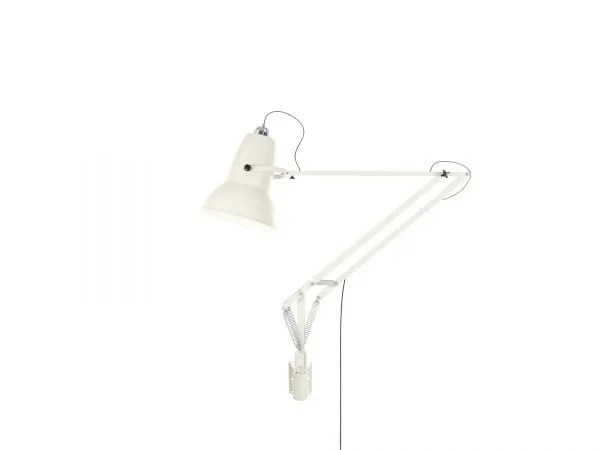 Original 1227 Giant Wall Mounted Lamp Linen White 1 (Matte)