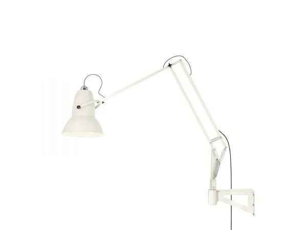 Original 1227 Giant Wall Mounted Lamp Linen White 5 (Matte)