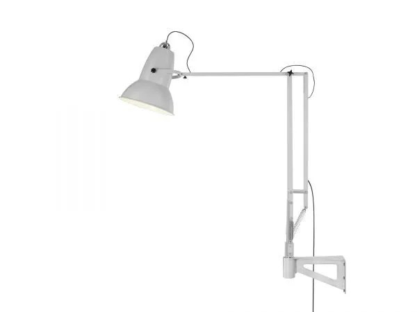 Original 1227 Giant Wall Mounted Lamp Moon Grey 4