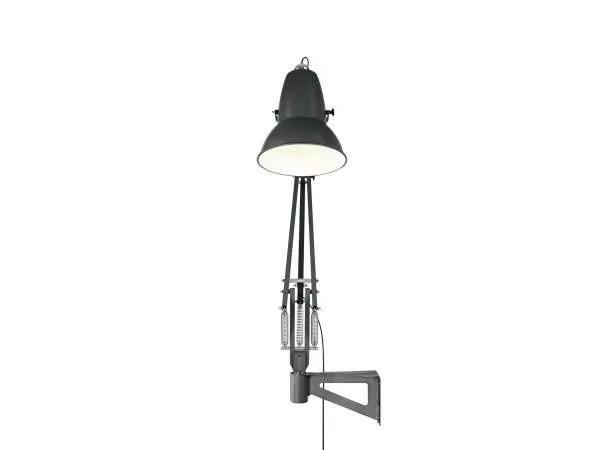 Original 1227 Giant Wall Mounted Lamp Slate Grey 3
