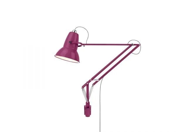 Original 1227 Giant Wall Mounted Lamp Vibrant Magenta 1