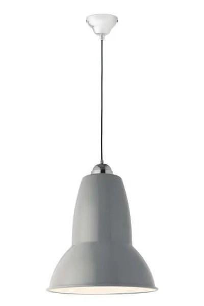 Original 1227 Gigant anglepoise hanglamp Dove Grey (Gloss)