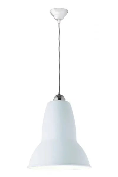 Original 1227 Gigant anglepoise hanglamp Duck Egg Blue