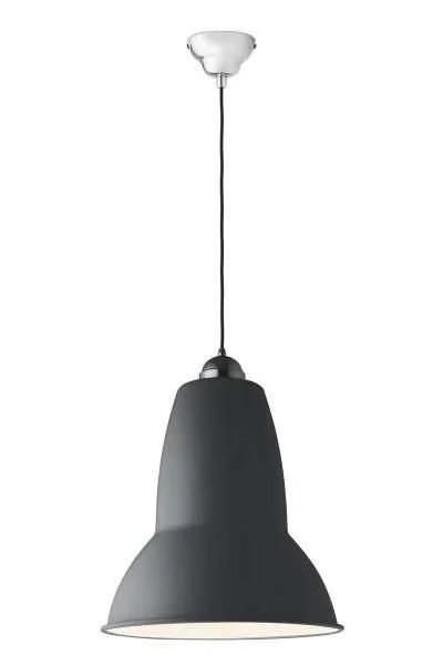 Original 1227 Gigant anglepoise hanglamp Slate Grey