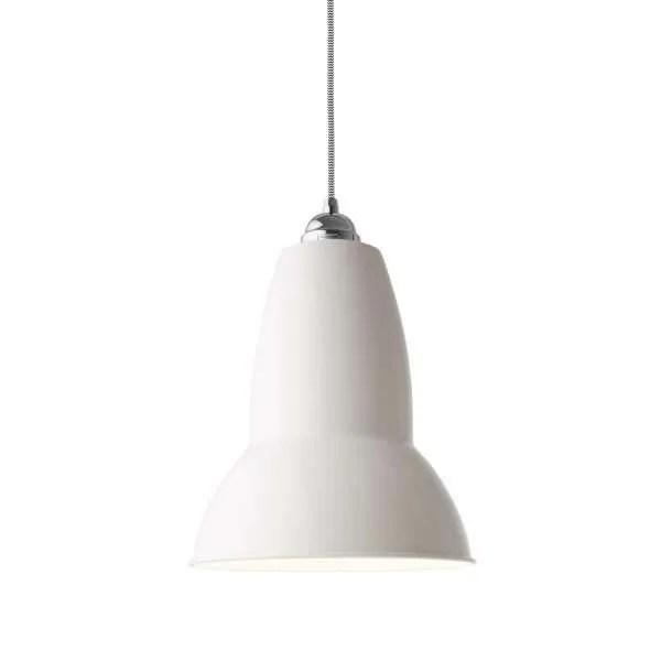 Original 1227 Maxi hanglamp Alpine White w BW Cable 3