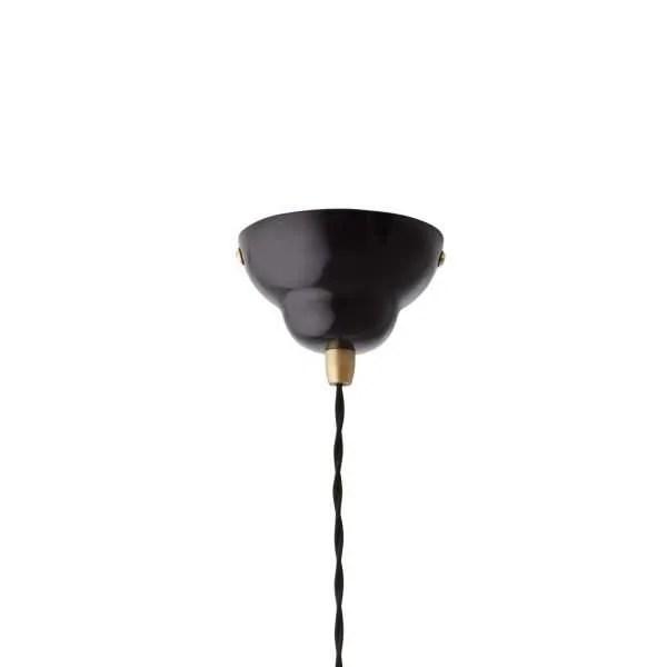 Original 1227 Messing Anglepoise XL Hanglamp - Deep Slate 3