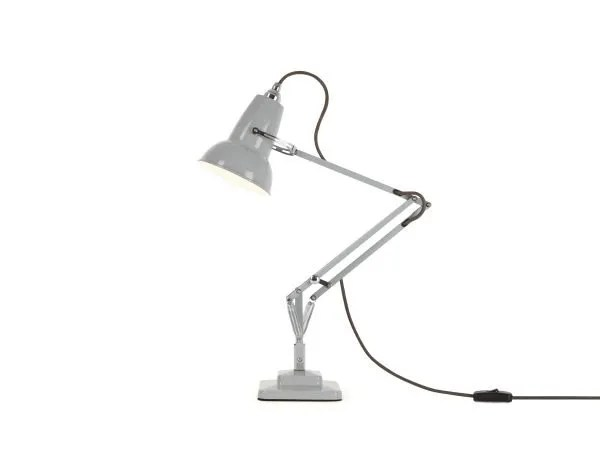 Original 1227 Mini bureaulamp Dove Grey 2 BINK