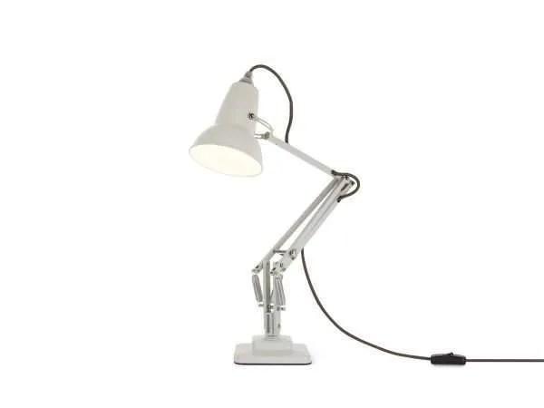 Original 1227 Mini bureaulamp Linen White 3 BINK