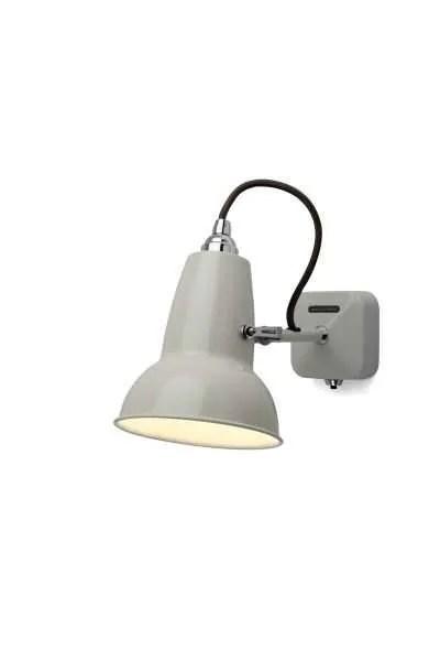 Original 1227 Mini Wandlamp Linen White 2