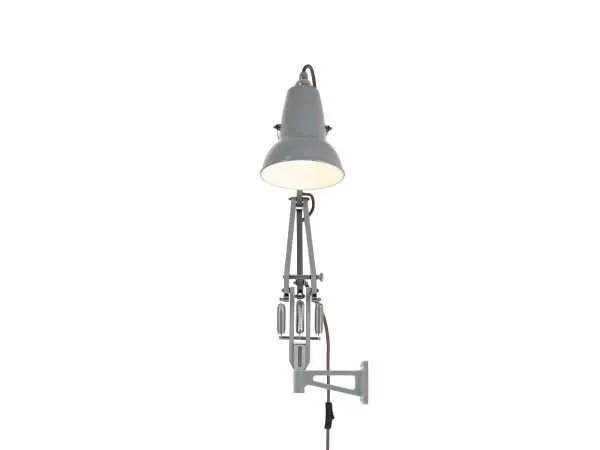 Original 1227 Mini wandlamp Dove Grey 3 BINK