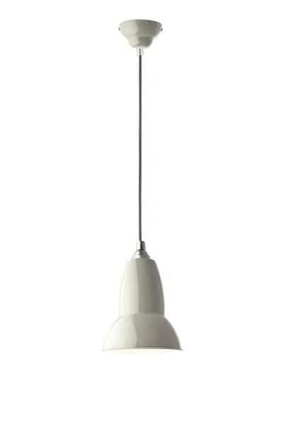 Original 1227 hanglamp Linen White 1