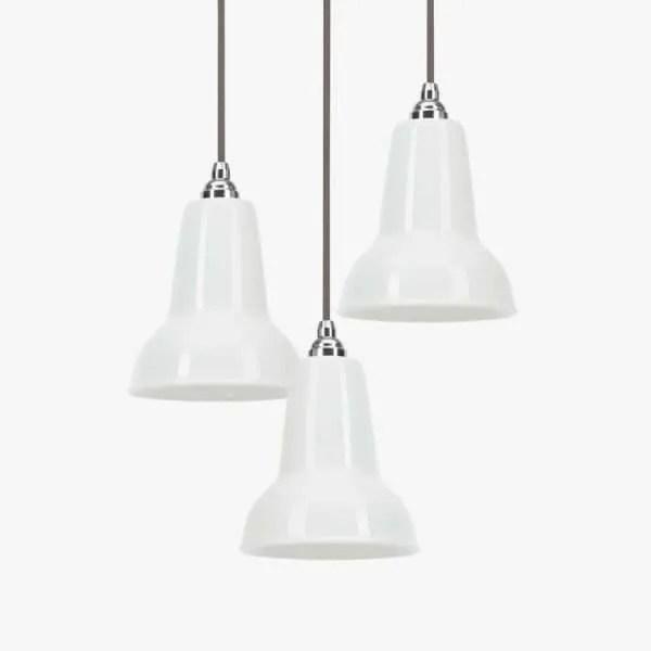 Original ceramic anglepoise hanglampen BINK lampen 2
