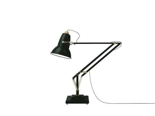Original-1227-koperen anglepoise-Giant-vloerlamp Midnight Green 1
