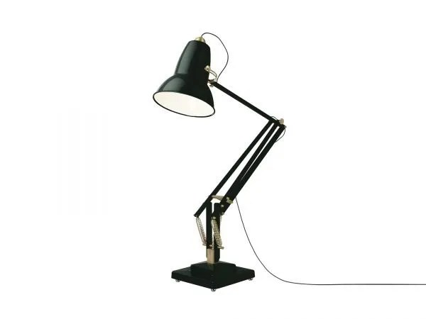 Original-1227-koperen anglepoise-Giant-vloerlamp Midnight Green 3
