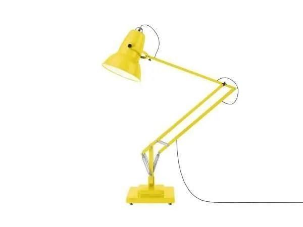 Original 1227 Giant Floor Lamp Citrus Yellow 2